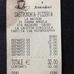 Ristorante Pizzeria La Maison Foto