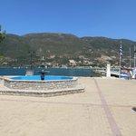 Port Vassiliki - esplanada