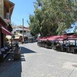Port Vassiliki - taverns