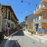 Shops in Vassiliki