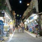 Port Vassiliki - by night
