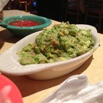 Fresh Guacamole...the best ever!