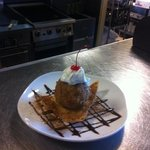 Fried Ice Cream!