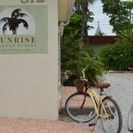 Se rentan bicicletas para recorer la isla