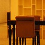 salón y lobby