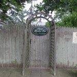 The Secret Garden entrance