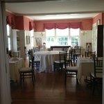 Breakfast room / tea room