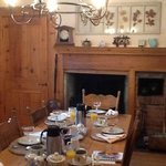Communal dinning room