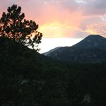 Estes Park Sunset from F5.