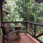 Room's balcony