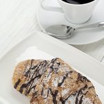 Coffee and Chocolate Croissant anyone?