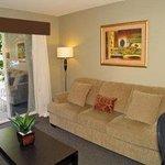 Executive Guest Suite Sitting Area