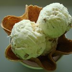Try your favorite ice cream in a fresh made waffle bowl or cone!
