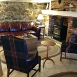 The Sitting Room of the Cobbler's Suite