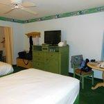 Standard room (Barbados building 12),