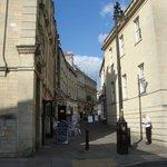 Garricks Head -- street