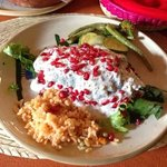 su plato de la casa, Chile en nogada