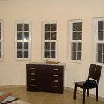 No window coverings (ground floor)  :(