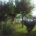speeltuin zwembad