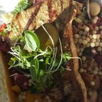 Tuna steak.at Lucias