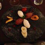 Dessert - chosolate mousse