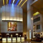 Lobby : The Lalit New Delhi