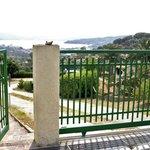 B&B Aethalia, cancello d'ingresso