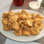 FRIED OYSTERS AT BAILEY'S