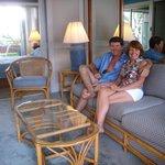 Lounge - condo 403