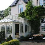 The perfect setting for afternoon tea