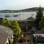 Conwy quay view