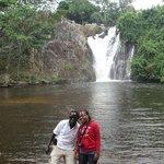 Day trip to Sezibwa Falls.