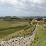 Hadrian's wall, by bus AD112 nearby the apartment