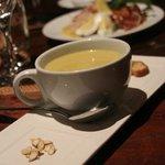 Punkin Coconut soup