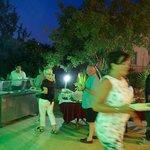 Buffet and Turkish Night July '13