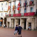 Burgos main square