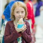 Get an ice cream in Burgos