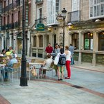 downtown Burgos