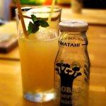 Matahi Baobab Energy Juice