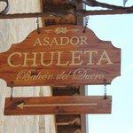 Asador Chuleta Balcon del Duero