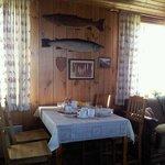 Ensku Husin, salle à manger