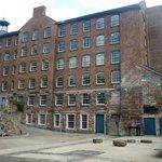 Well restored mill in beautiful surroundings.