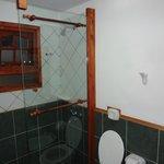 Área do banho