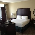 Jr Suite Bedroom