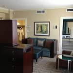 Jr Suite Living Room