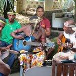 Bamboo Band Sunday Session at the Bar