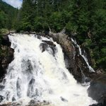Mont Tremblant National Park waterfall