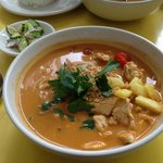 Bun Gah noodles