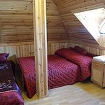 Bedroom Galway apartment
