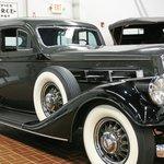 1935 Pierce-Arrow Club Sedan